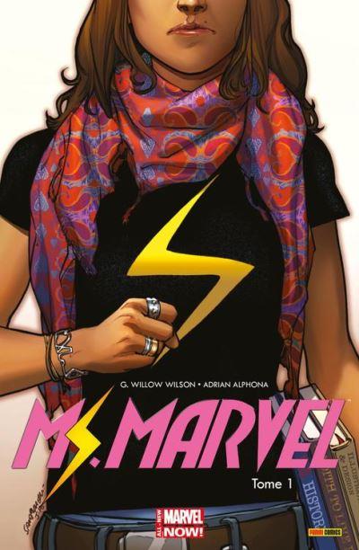Ms. Marvel T01 - 9782809461350 - 9,99 €