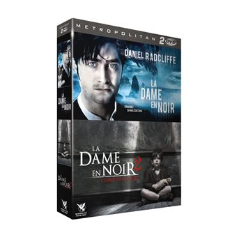 Coffret La Dame en noir 2 films DVD