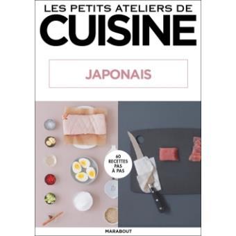 Les Petits Ateliers De Cuisine Japonais Broche Collectif