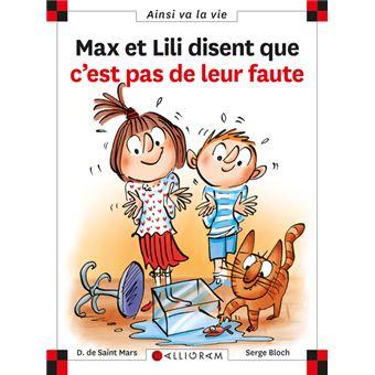 Max et LiliMax et Lili disent que c'est pas de leur faute