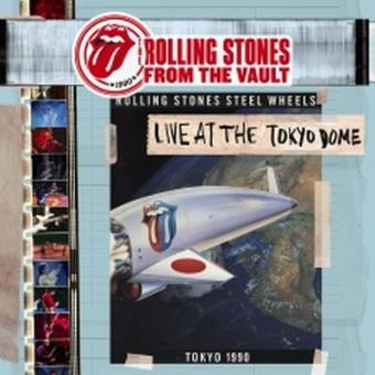 Live at the Tokyo Dome 1990 Inclus DVD