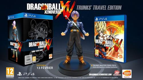 Dragon Ball Xenoverse Collector PS4
