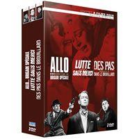 Coffret 3 Films noirs DVD