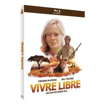 Vivre libre Blu-ray