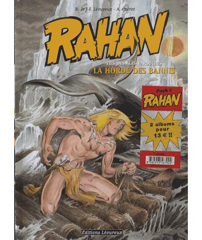 Rahan - Pack promo T9 +