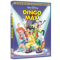 Dingo et Max DVD