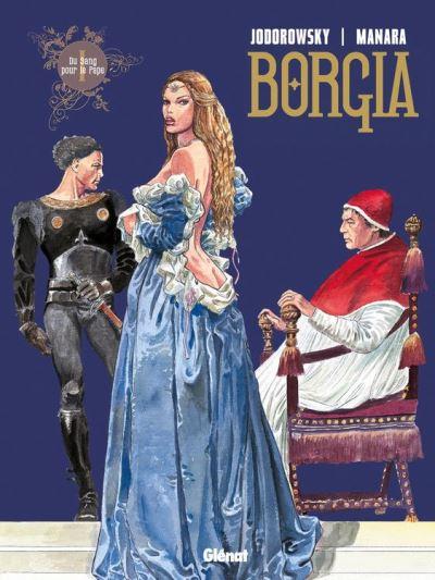 Borgia - Tome 01 - Du sang pour le pape - 9782331032677 - 7,99 €