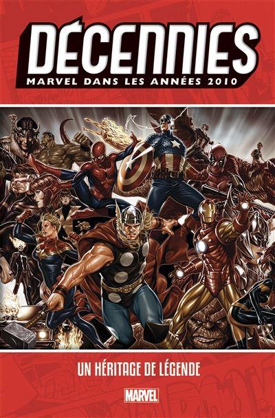 Décennies: Marvel dans les années 2010