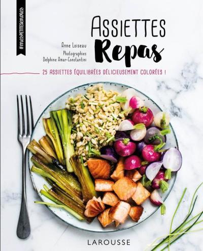 Assiettes repas - 9782035930200 - 4,49 €