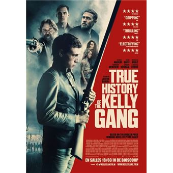True History  Of The Kelly Gang-NL-BLURAY