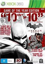 Batman Arkham City - Gamme Classics - Xbox 360