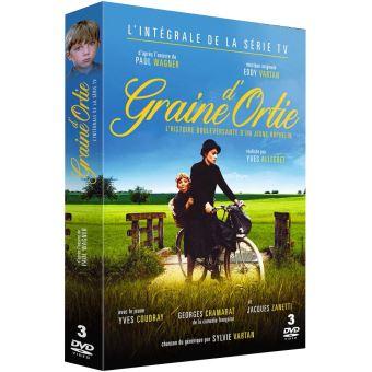 Graine d'ortieCoffret Graine d'ortie L'intégrale de la série DVD