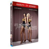 Les hommes préfèrent les blondes Blu-ray