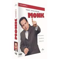 Monk - Coffret intégral de la Saison 6