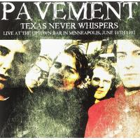 LIVE TEXAS NEVER WHISPERS