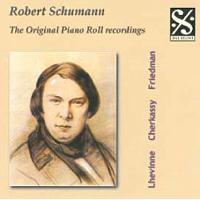 The original piano roll recordings