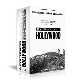 Coffret Il était une fois... Hollywood 10 Films DVD