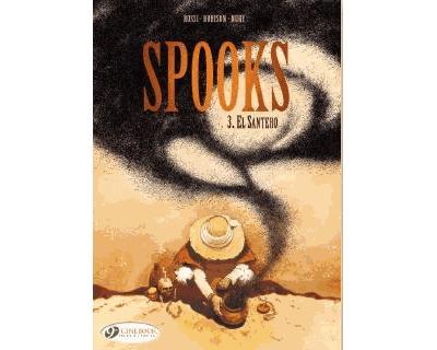 Spooks - tome 3 El Santero