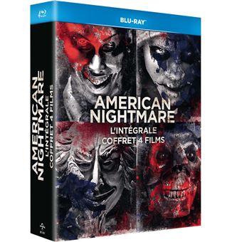 American NightmareCoffret American Nightmare 1 à 4 Blu-ray