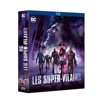 Batman animated seriesDC Vilains Coffret Blu-ray