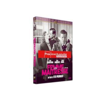 Femme ou maîtresse Exclusivité Fnac DVD
