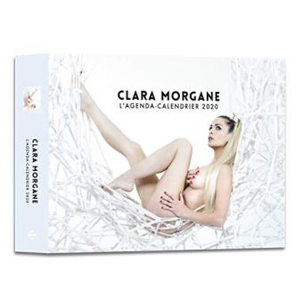 L'agenda-calendrier Clara Morgane 2020