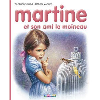 Martine Martine Et Son Ami Le Moineau