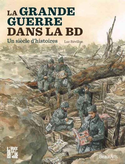 La grande guerre dans la bd