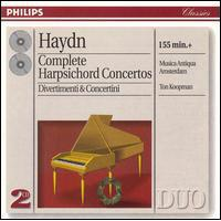 Concertos pour clavecin - Divertimentos