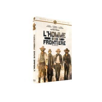 L'HOMME SANS FRONTIERE - DVD-FR