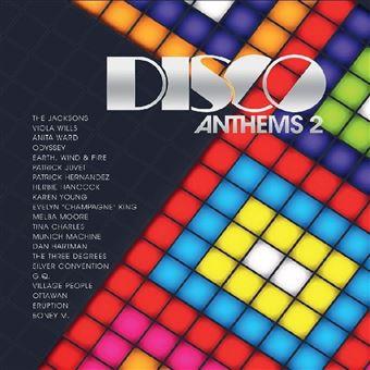 Disco anthems vol 2