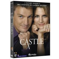 Castle Saison 8 Coffret DVD