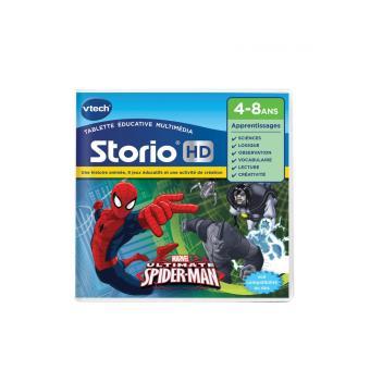 Jeu pour tablette HD Storio Spiderman Vtech