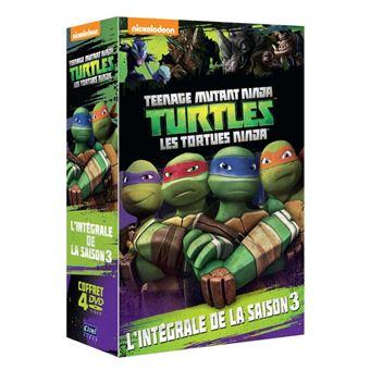 ninja turtlesles tortues ninja saison 3 volumes 9 12 coffret dvd - Tortues Ninja Tortues Ninja