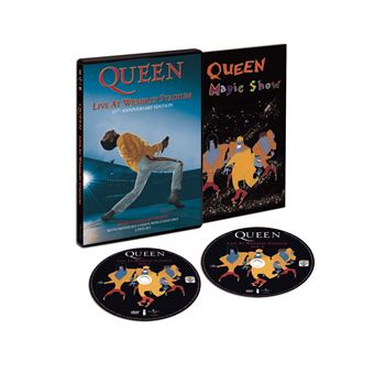 Live at Wembley Stadium - 25th anniversary edition