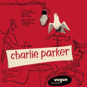 CHARLIE PARKER VOL.1/LP