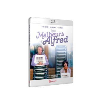 Les malheurs d'Alfred Blu-ray