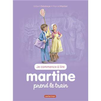 MartineMartine prend le train