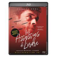 Les Assassins de L'ordre Blu-ray