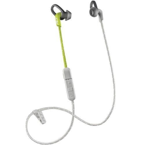 Ecouteurs sport sans fil Plantronics BackBeat FIT 305 Gris et vert