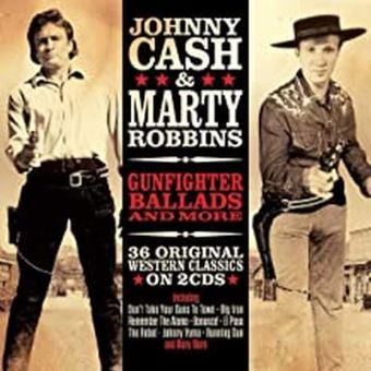 GUNFIGHTER BALLADS AND MORE/2CD