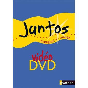 Juntos 1e annee 4e dvd/video
