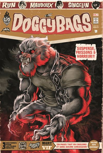 Doggybags T01 Edition Spéciale-15 ans