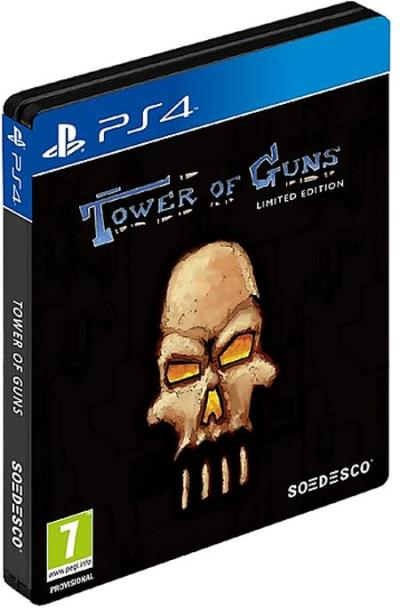 Tower of Gun Special Edition PS4
