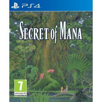 SECRET OF MANA FR/NL PS4