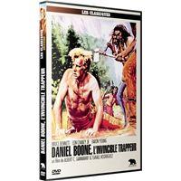 Daniel Boone : l'invincible trappeur DVD
