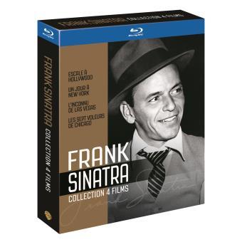 Coffret Frank Sinatra 4 films Blu-ray