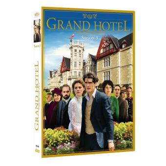 Grand HotelGrand Hôtel Coffret intégral de la Saison 3 DVD