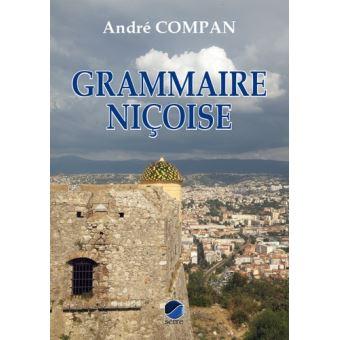 Grammaire nicoise