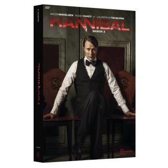 HannibalHannibal Saison 3 DVD